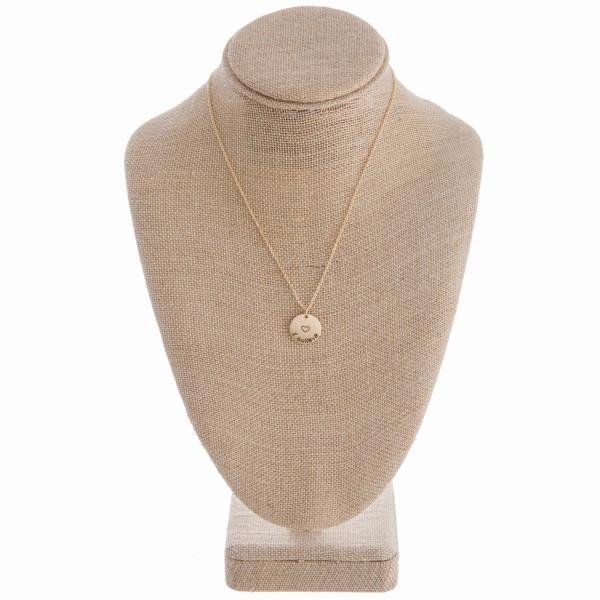 Wholesale cute long necklaces pendant positive messages Approximate pendant
