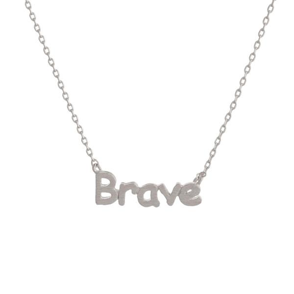 Wholesale metal necklace small Brave pendant Approximate pendant