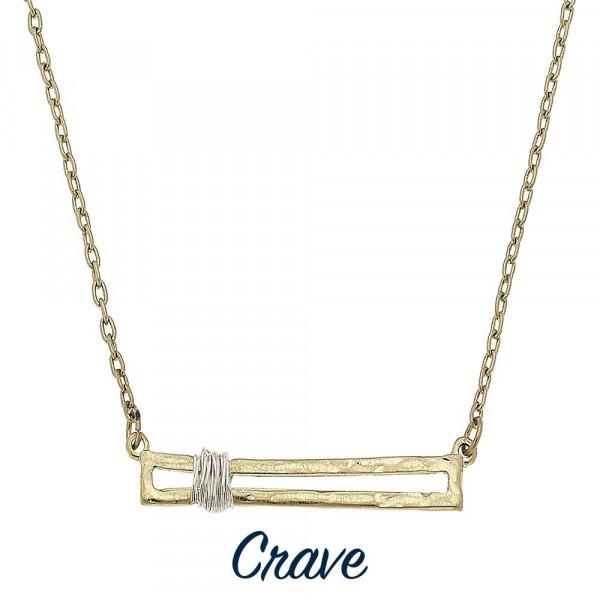 Wholesale long metal necklace bar pendant Approximate