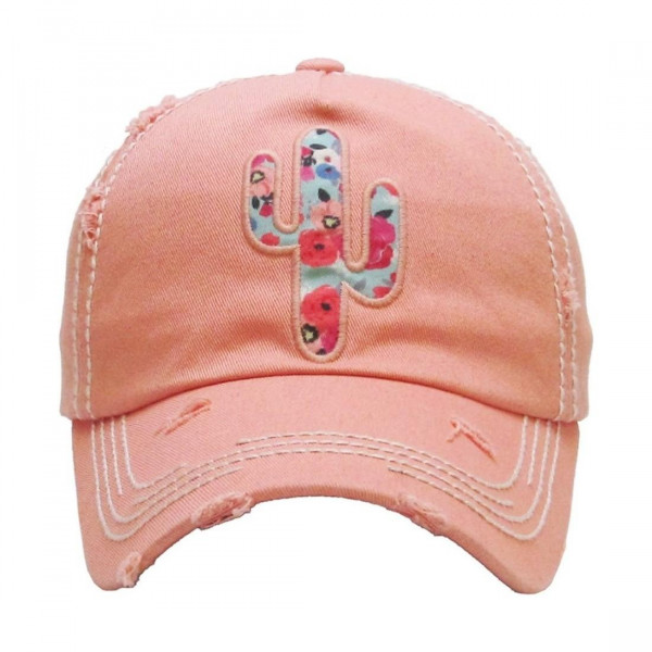Wholesale embroidered vintage ball cap washed details cotton Adjustable back str