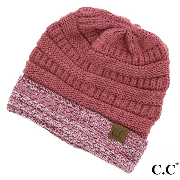 Wholesale c C HAT Boucle cuff beanie Acrylic One fits most
