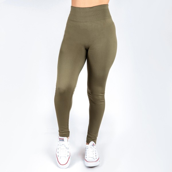 Wholesale kathy Mix olive summer weight leggings seamless chic must have every
