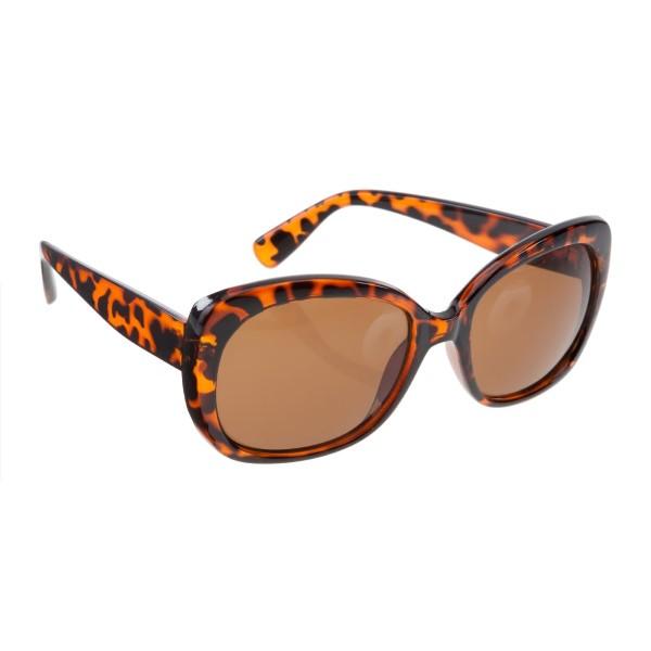 Wholesale tortoise round sunglasses UV protection lenses