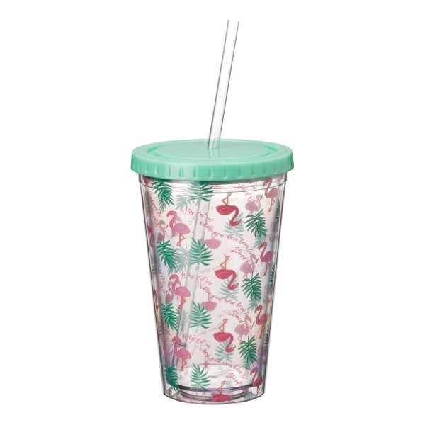 Wholesale sip back relax Enjoy drink oz Acrylic Sipper Cup all summer long sippe
