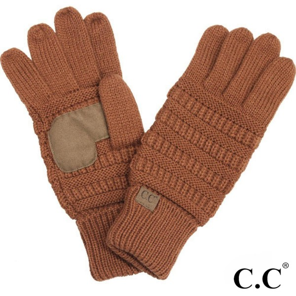 Wholesale g Solid ribbed C C glove smart tips acrylic