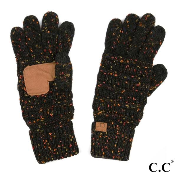 Wholesale g Ribbed confetti C C glove acrylic smart tips