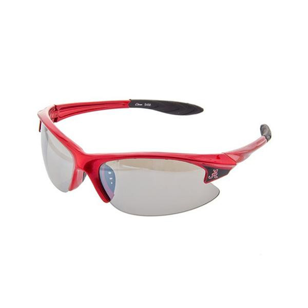 Wholesale licensed Alabama sport sunglasses crimson script logo