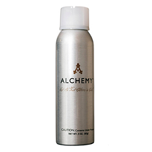 Alchemy is a jewelry sealer designed to protect your skin from discoloration and irritation. Simply spray your jewelry and once dried, you can't see it, feel it or smell it. Alchemy creates an invisible barrier between jewelry and your skin to protect your jewelry from tarnishing and your skin from discoloration and irritation.