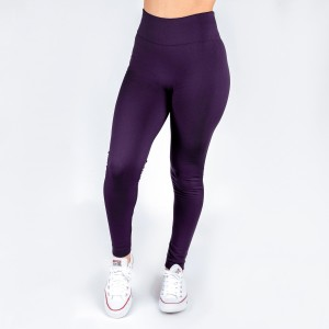 New Kathy / New Mix purple, summer-weight leggings are seamless, chic, and a must-have for every wardrobe. These lightweight, full-length leggings are versatile, perfect for layering, and available in many shades. Smooth fabric, 92% Nylon 8% Spandex. One size fits most, fits US women's 0-14.